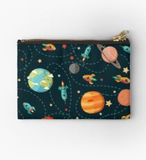 Space Adventure Studio Pouch