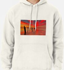 """Twilight At The Springs"" Pullover Hoodie"