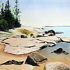 Quiet Cove by Douglas Hunt