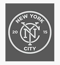 New York City FC Photographic Print