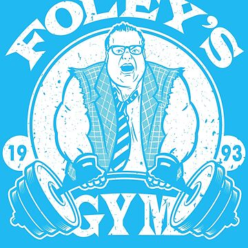 Foley's Gym by CoDdesigns