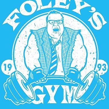 Foley's Gym by CoDdesigns