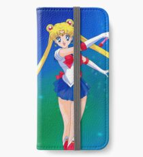 Sailor Moon - Moon princess halation iPhone Wallet/Case/Skin