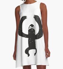 Sloth A-Line Dress