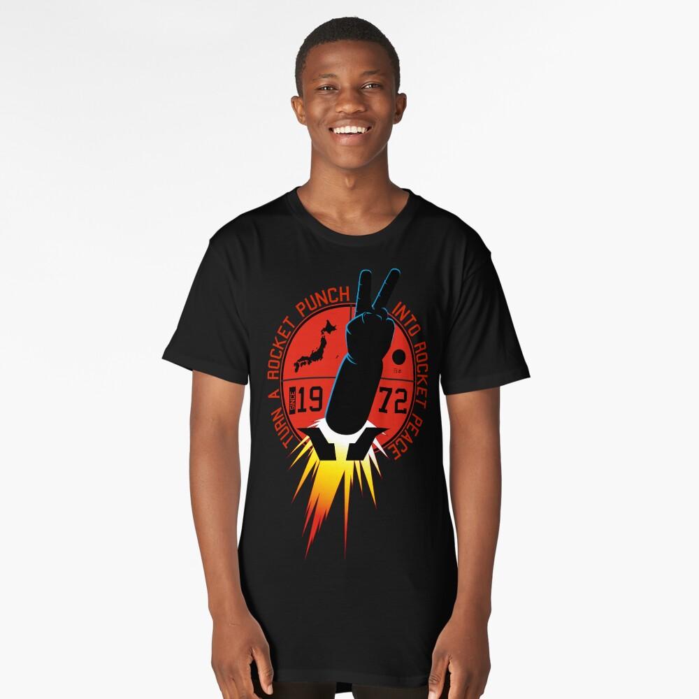 Rocket Punch Long T-Shirt Front