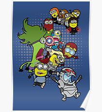 Minvengers Age of Mintron Poster