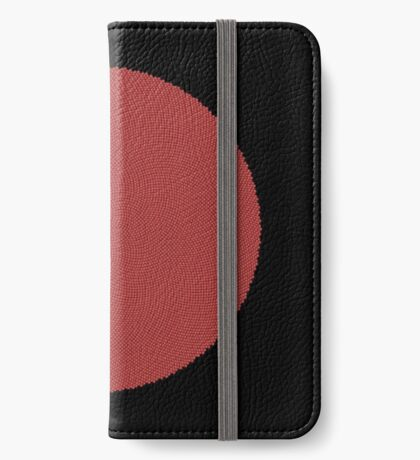 Inflorescence I iPhone Wallet