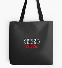 Audi Logo Tote Bag