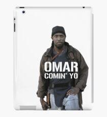 Omar Comin' Yo iPad Case/Skin