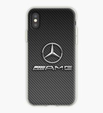Fiber Mercedes AMG iPhone Case