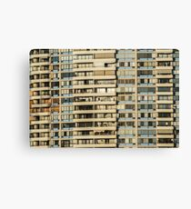 hotels Canvas Print
