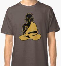 buddha blue boudha blue Classic T-Shirt