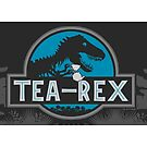 Tea Rex by Teevolution