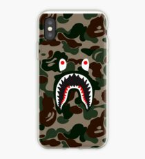 HYPEBEAST x SUPREME x BAPE iPhone Case