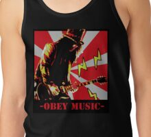 Obey slash Tank Top