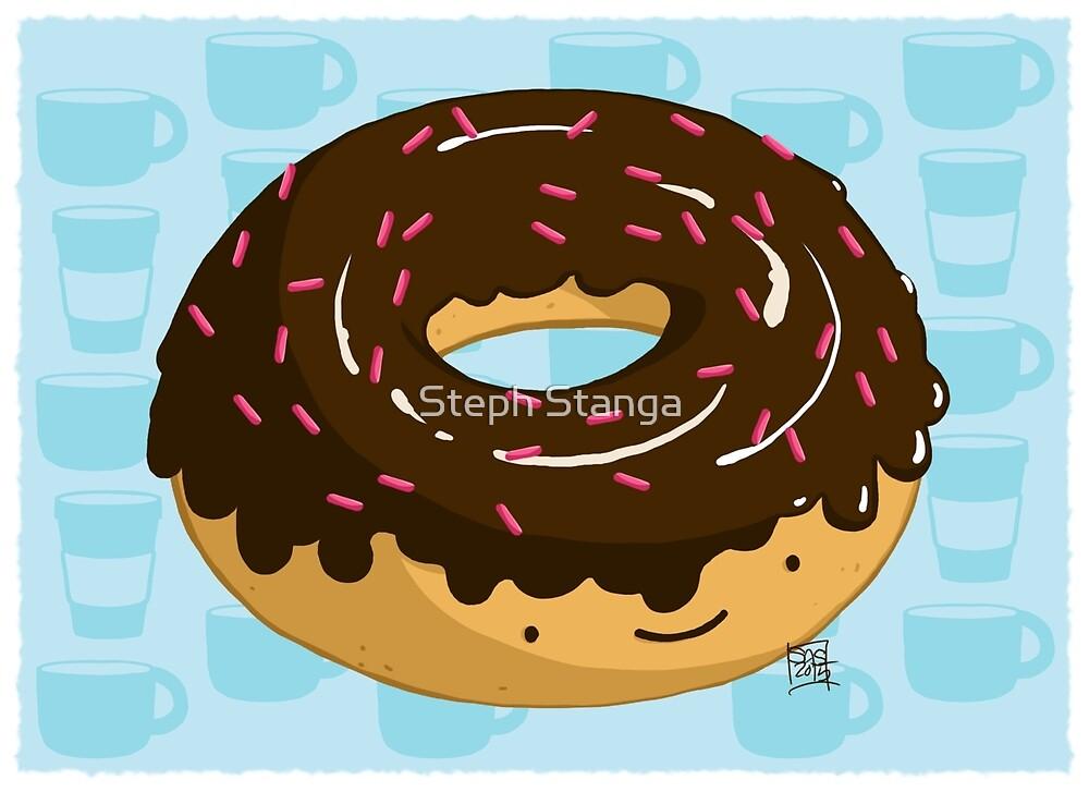 Cutie Donut by stephstanga