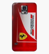 Scuderia Ferrari Logo Case/Skin for Samsung Galaxy