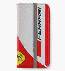 Scuderia Ferrari Logo iPhone Wallet/Case/Skin