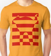 red striped cat 2 T-Shirt