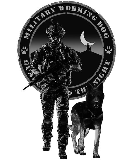Military working dogs logo - photo#43