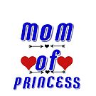 Mom oF A Princess For Mother by EllenDaisyShop