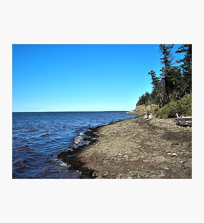 Sea Beach Photographic Print