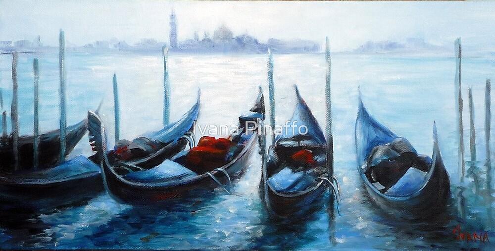 Gondolas by Ivana Pinaffo