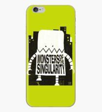 Robot Monster iPhone Case