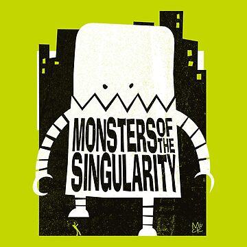 Robot Monster by Muck959