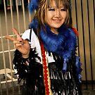Japanese Girl, 2008 by Tash  Menon