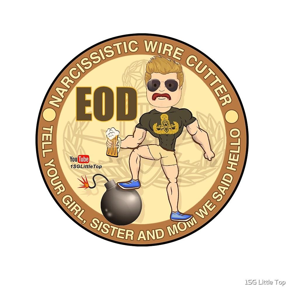 EOD- Cross Branch Version by 1SG Little Top