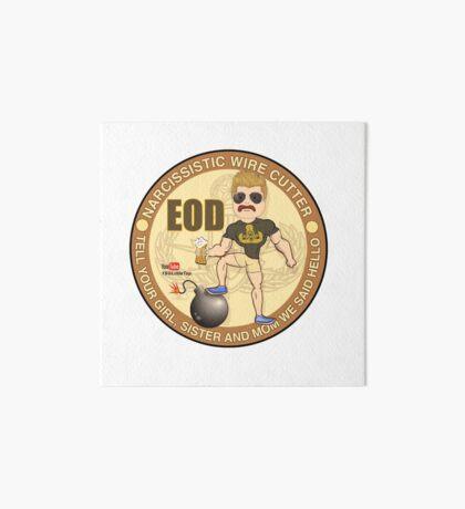 EOD- Cross Branch Version Art Board Print