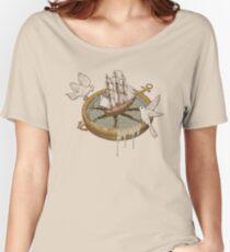 An Odyssey Women's Relaxed Fit T-Shirt