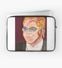 Musician Portrait  Laptop Sleeve