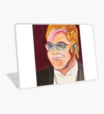 Musician Portrait  Laptop Skin