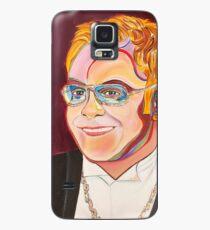 Musician Portrait  Case/Skin for Samsung Galaxy