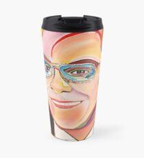 Musician Portrait  Travel Mug