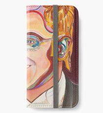 Musician Portrait  iPhone Wallet/Case/Skin