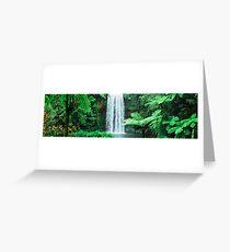 Millaa Millaa Falls - Queensland - Australia Greeting Card