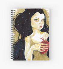 She steals hearts  Spiral Notebook