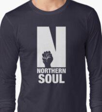 A Northern Soul Long Sleeve T-Shirt