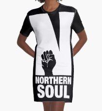 A Northern Soul Graphic T-Shirt Dress