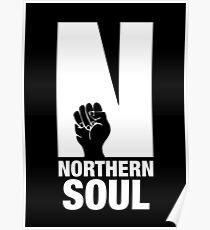 Póster Un alma del norte