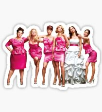 bridesmaids crew Sticker