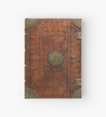 Ancient leather & brass book cover, Nuremberg 1477 Hardcover Journal