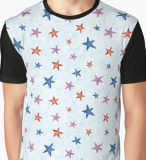 Star fishes Graphic T-Shirt
