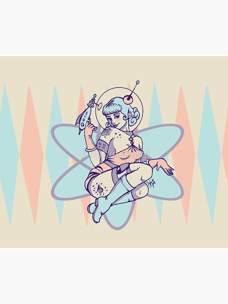 Space Babe by SophieJewel