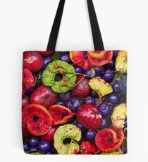Fruits & Seeds Tote Bag