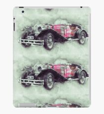 Mercedes-Benz SSK - 1928 iPad Case/Skin
