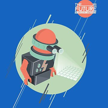 Future Is Hollow Graphics by dchalle